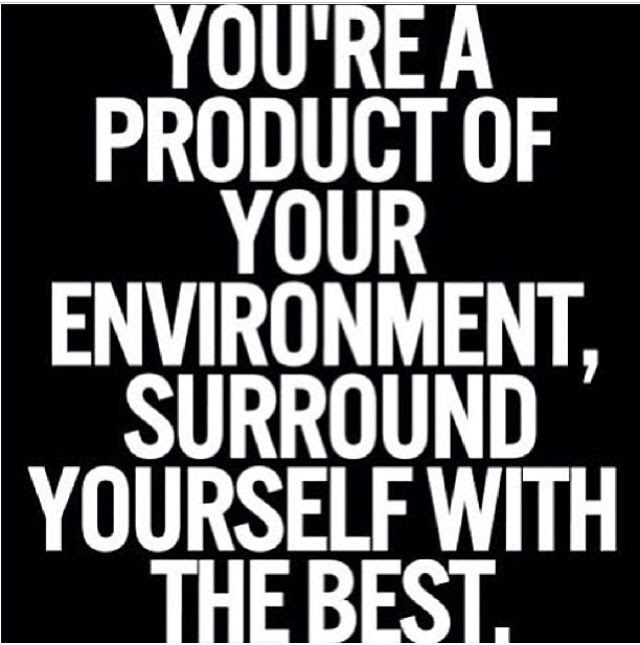 Quotes About Product Of Your Environment 24 Quotes