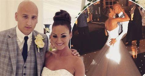 S Club Juniors star Daisy Evans marries Swansea footballer