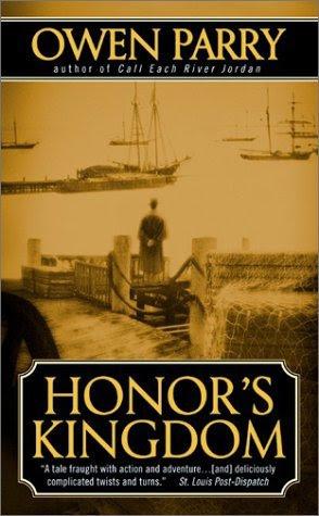 Honor's Kingdom (Abel Jones, #4)