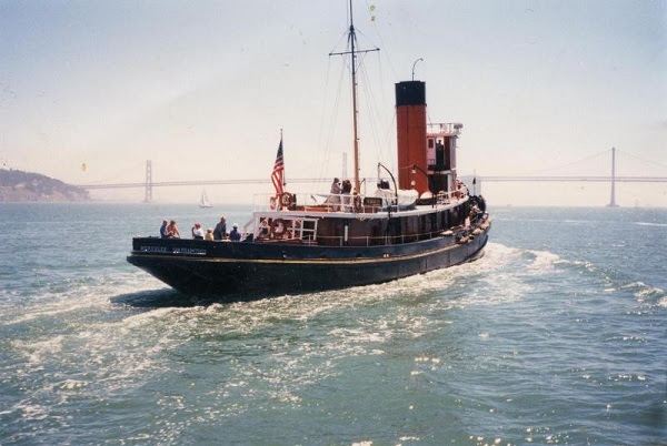 steam tugboat plans hercules
