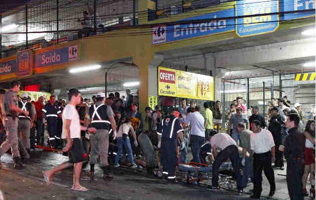 Brasil | Uno de los dueños de la discoteca intentó suicidarse donde está internado y detenido bajo custodia