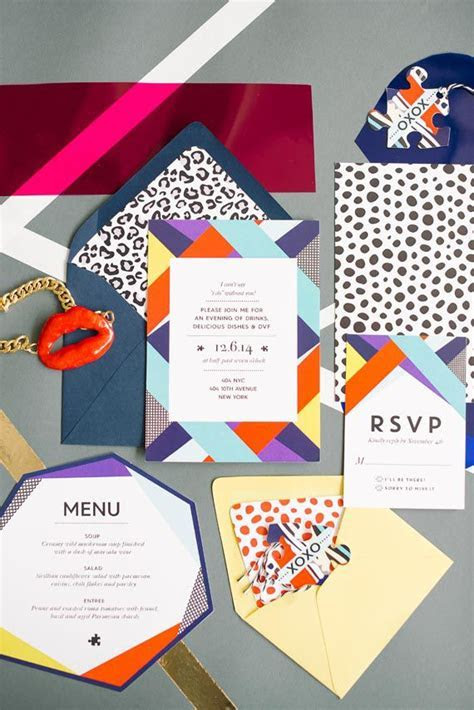 DVF bridesmaids party inspiration   Wedding Invites