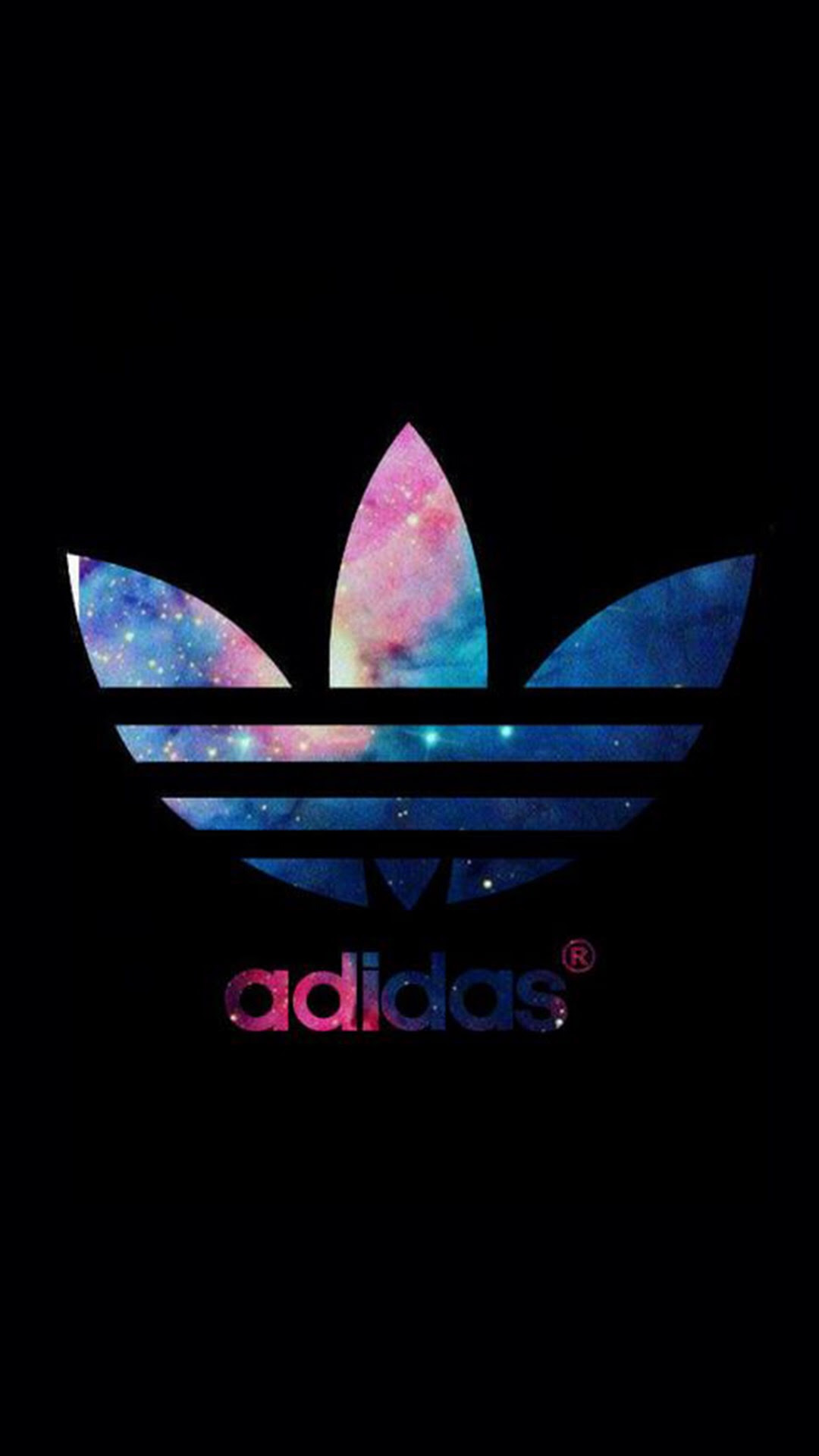 Adidas Originalsロゴ めちゃ人気 Iphone壁紙dj
