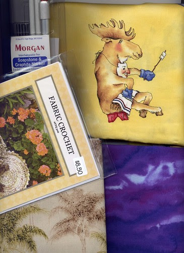Quilt Show Purchases