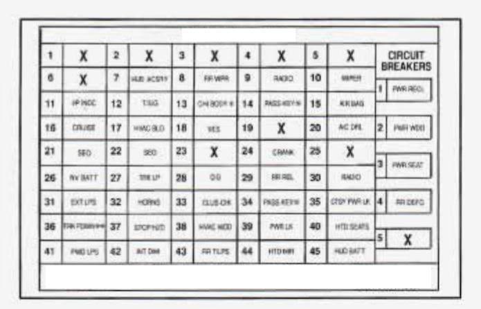 95 Buick Roadmaster Fuse Box Diagram Wiring Diagram Corsa Corsa Pasticceriagele It