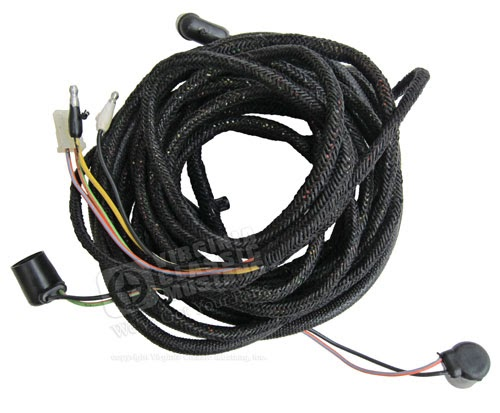 Virginia Classic Mustang Blog  65 Mustang Tail Light Wiring Harness