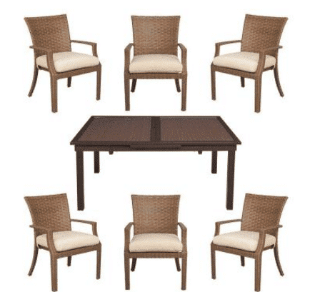 Patio Furniture Sale at Home Depot (50% OFF Dining Sets ...
