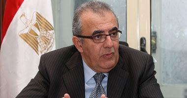 وزير الصحة د. حاتم الجبلى