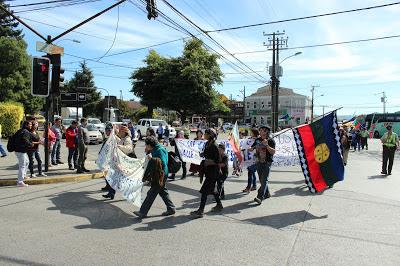 Marcha Puelo en Valdivia 13