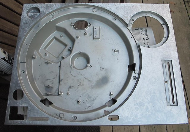 Technics SL-1200 Raw