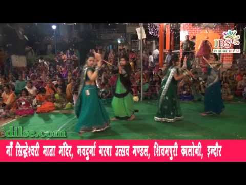 Navdurga Garba Utsav Mandal - Garba Part 2