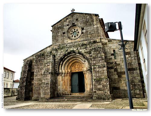 Igreja de S. Pedro de Rates by VRfoto