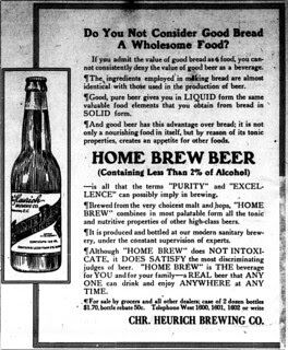 Heurich Wholesome Home Brew