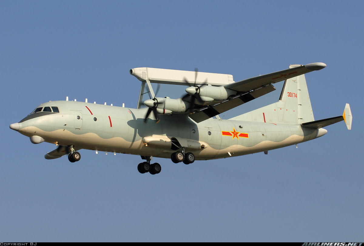 Shaanxi Y-8/KJ200 aircraft picture