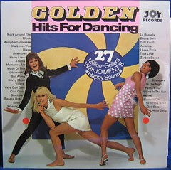 Golden Hits for Dancing - LP cover
