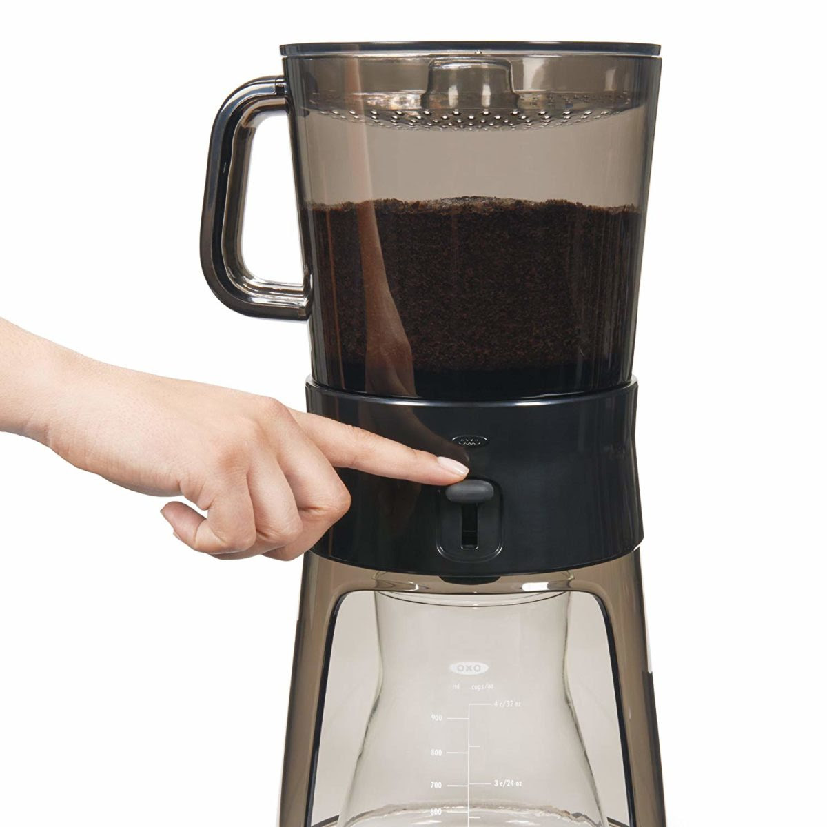 OXO Good Grips Cold Brew Coffee Maker (32 ounces) - Coffee ...