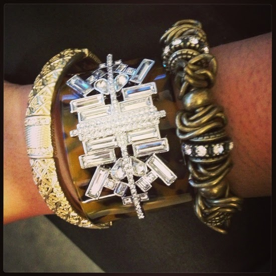 Awesome Women 39 S Jewelry Fashion Week Diaries Some Of My