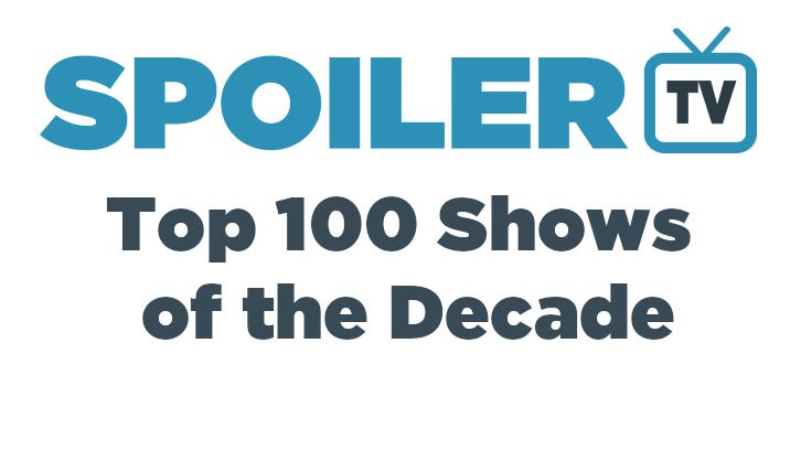 Top 100 Shows of the 2010s - 100 - 85