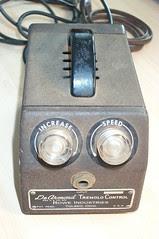 DeArmond Tremolo Control top