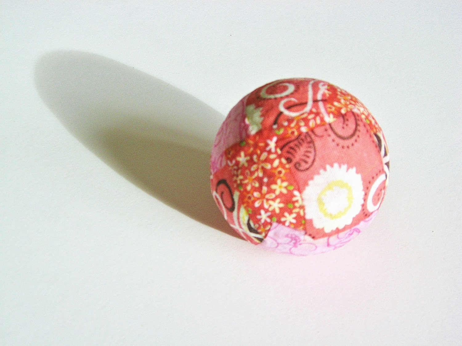 Pink Lady Bliss Therapy Ball - Effortless Massage & Pain Relief - Anywhere You Go  Epsteam RecycleParty teamupcyclers recycle upcycle