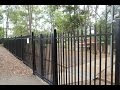 Home Security Fencing And Gates