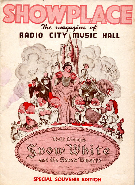 Showplace: 'Snow White and the Seven Dwarfs' at Radio City Music Hall (1 of 16)