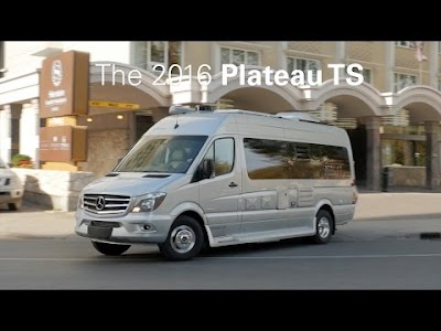 RV videos: Pleasure-Way Plateau TS, Forest River Riverstone, Winnebago Vista LX 30T, Heartland Boss