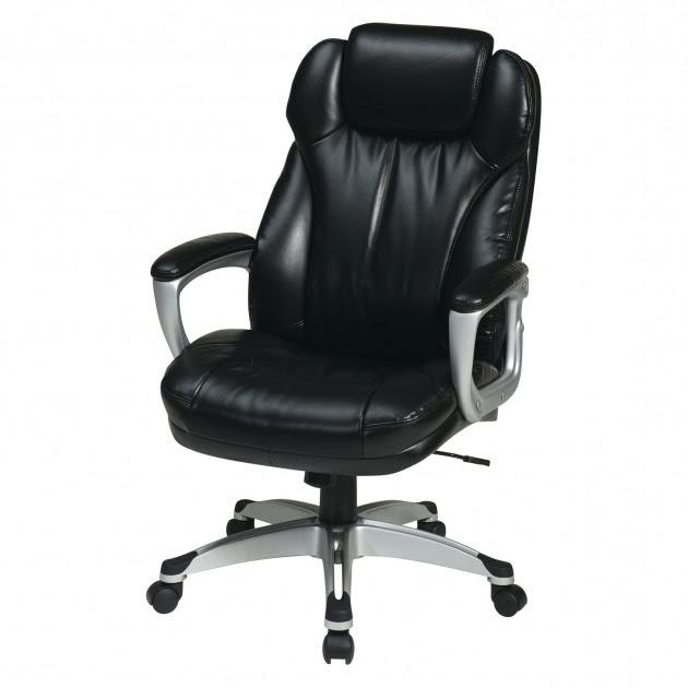 Big And Tall Office Chair 500 Lbs Capacity Arm Chair