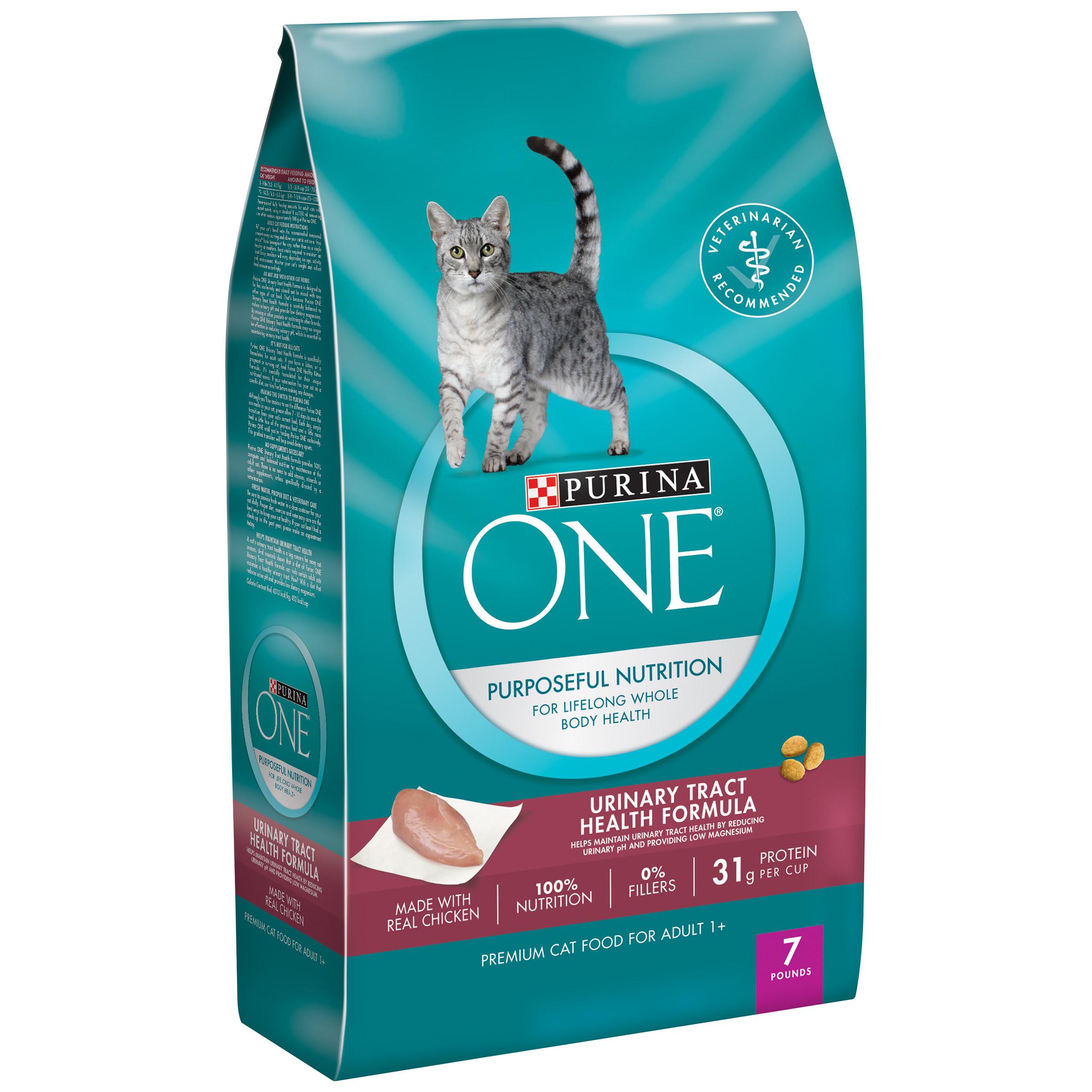 Purina ONE Urinary Tract Health Formula Adult Premium Cat ...