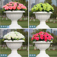 wedding flower pots