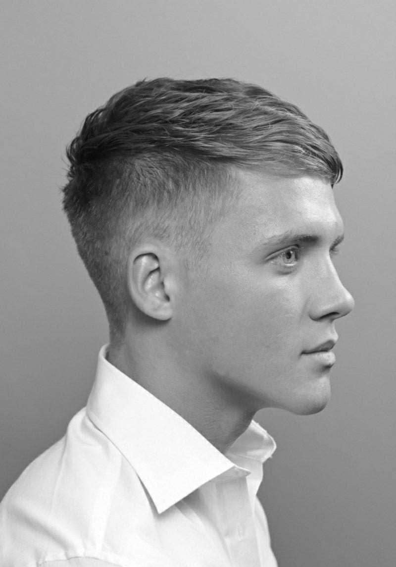 Frisur Männer Nach Hinten