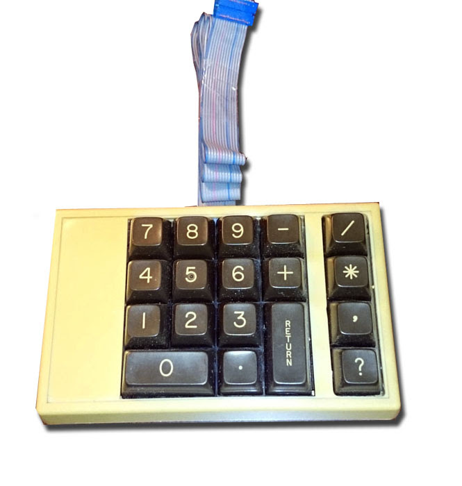 Computer Place - Numeric Keypad Commodore (2)