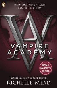 Vampire Academy (häftad)