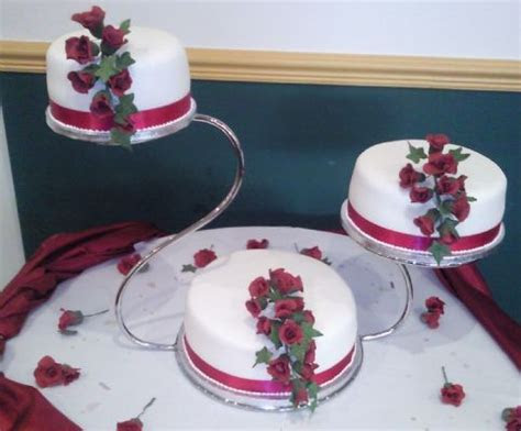 styled wedding cakes nuneaton  reviews wedding cake