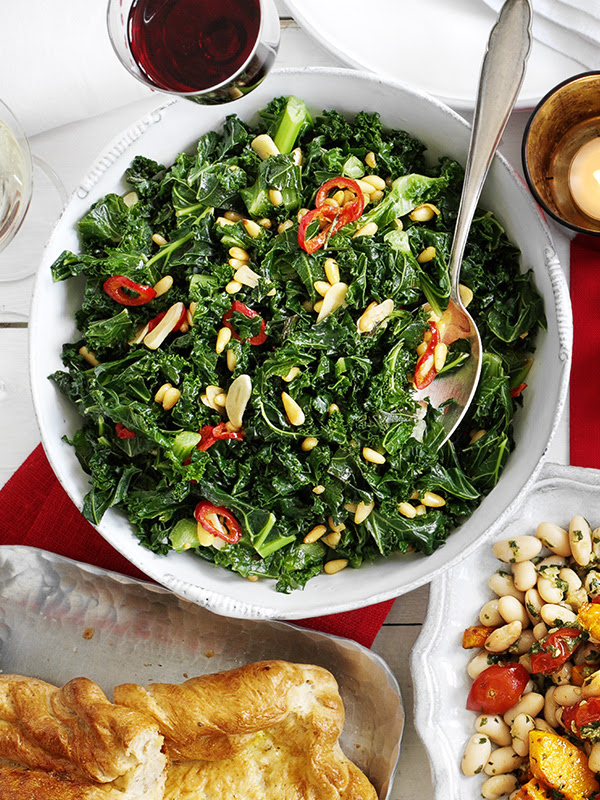 21 Christmas Vegetable Side Dishes - olive magazine