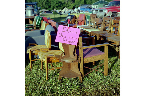A seller in Frankfort, Kentucky offers competitive prices on chairs.
