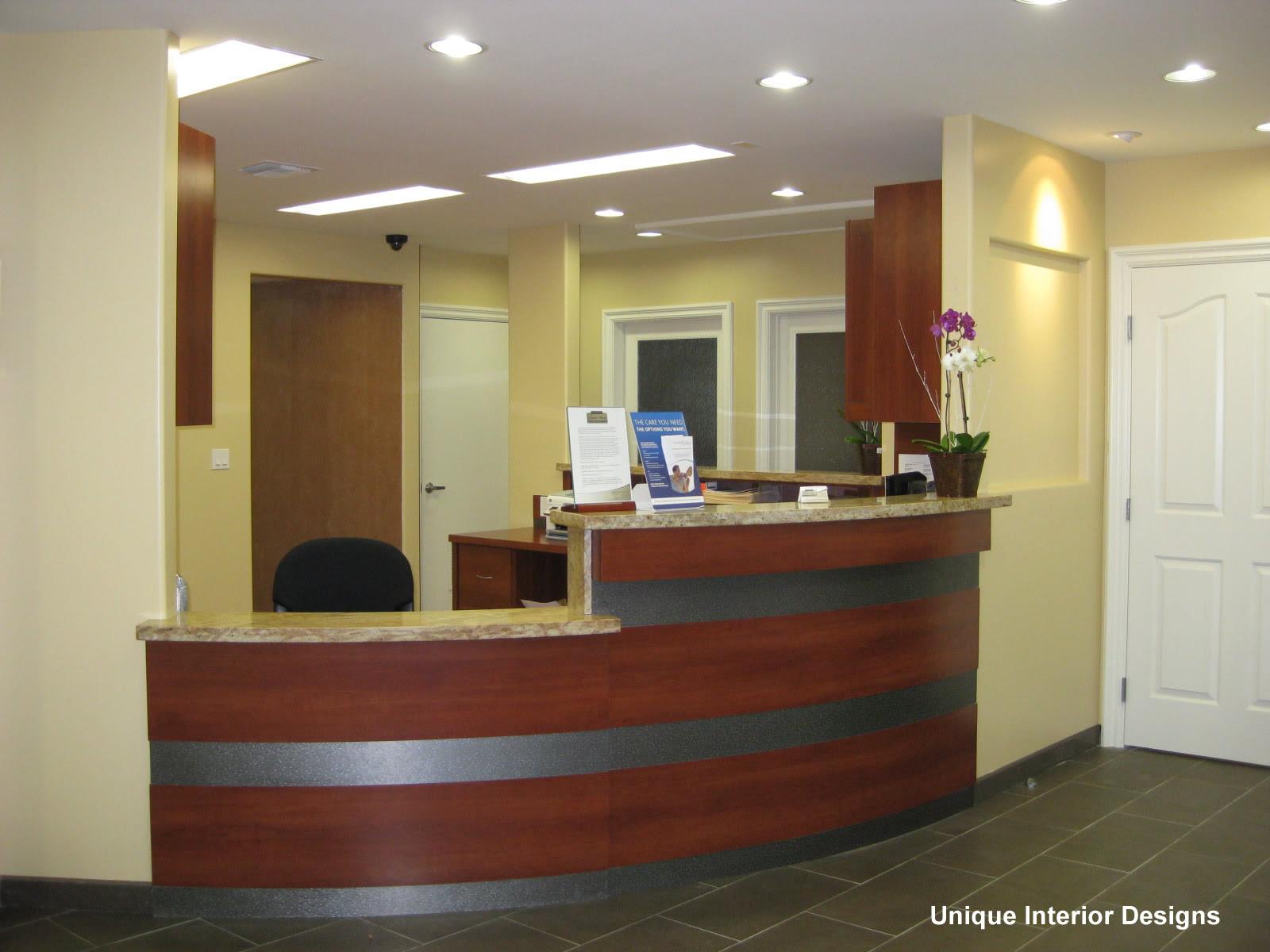 Dental Office Showcase 1 Unique Interior Designs Dental Office