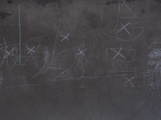 Wall Scribbles, Hongguang