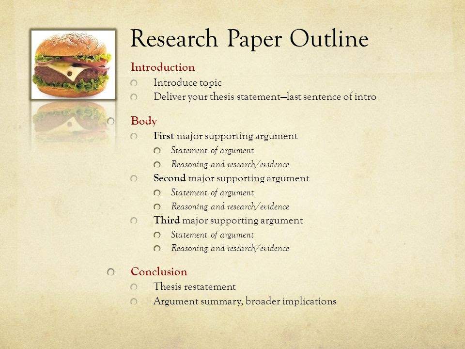 Thesis Statement Thesis Outline Example - Thesis Title Ideas For College
