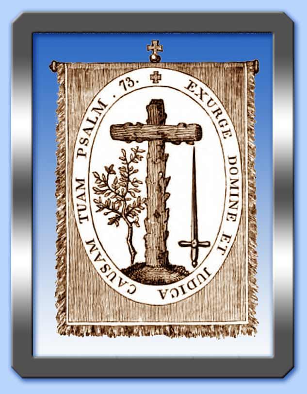stendardo inquisizione spagnola