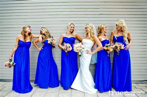 Throw a Proper Summer Wedding with Yellow and Royal Blue