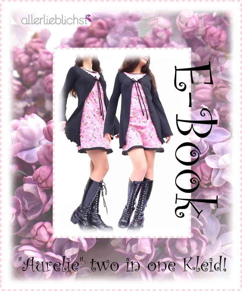 E-Book Aurelie Two in One Kleid