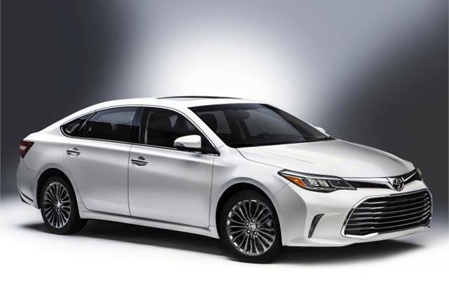 2016 Toyota Avalon News