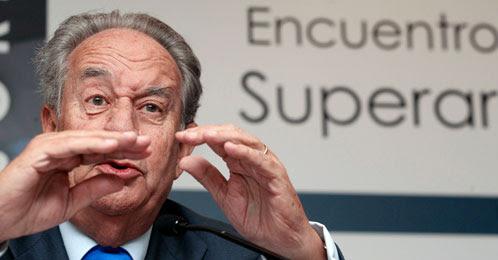 El  presidente de OHL, Juan Miguel Villar Mir (EFE)