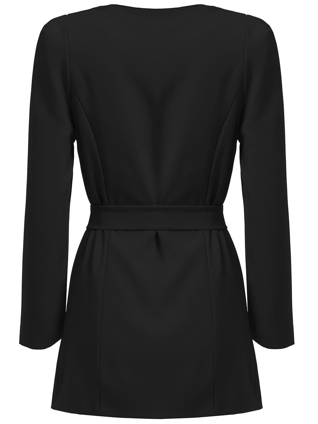 Zara picked for Sleeveless High Waist V Neck Dress boutique business plan
