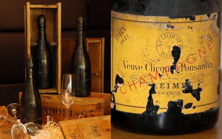 Champaña Heidsieck Monopole 1907