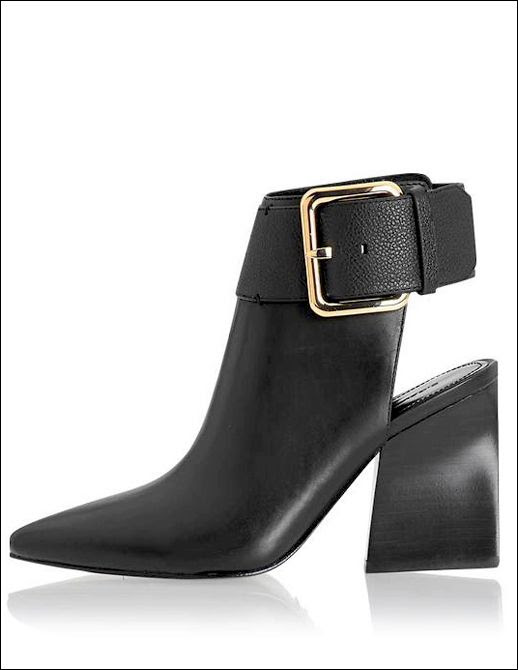 Le Fashion Blog Shoe Crush Sigerson Morrison Ice Buckle Booties Textured Wide Ankle Strap Gold Buckle Boot Open Heel photo Le-Fashion-Blog-Shoe-Crush-Sigerson-Morrison-Ice-Buckle-Booties-Textured-Wide-Ankle-Strap-Gold-Buckle-Boot.jpg