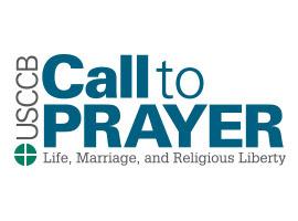 Call to Prayer English logo-montage