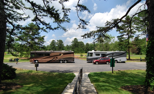 Pine Mountain RV Resort, Pine Mountain, GA  GPS, Campsites, Rates