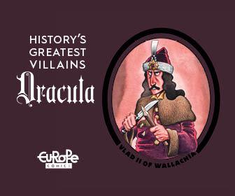 History's Greatest Villains: Dracula
